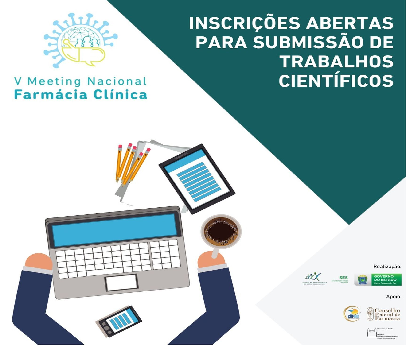 5º Meeting Nacional de Farmácia Clínica